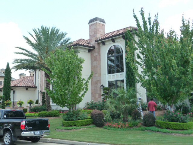 Tile Roof Cleaning Houston Texas Royal Oaks Katy Memorial Roof Cleaning & Power Washing