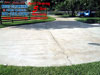 concrete driveway pressure washing Cypress Texas
