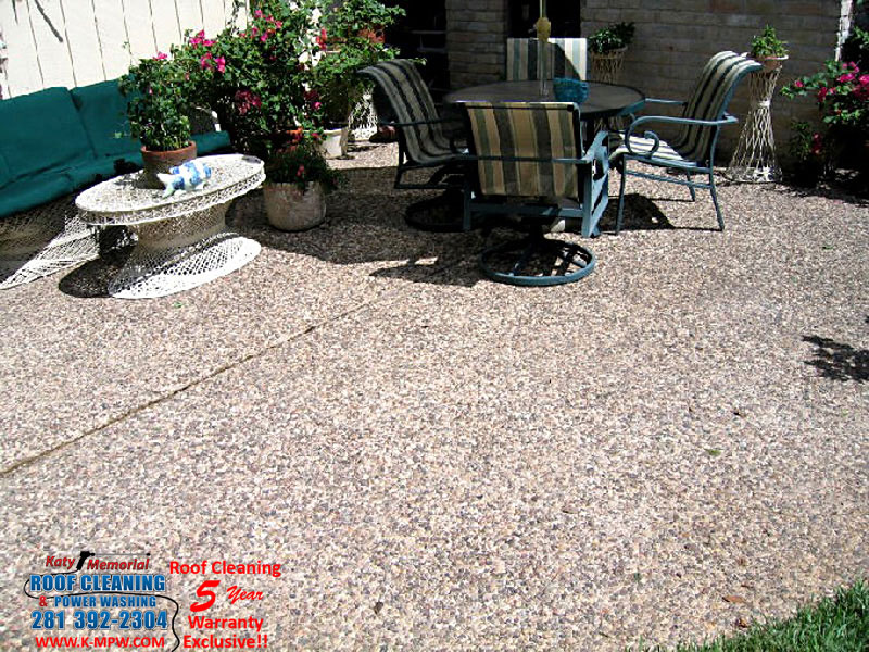 91+ Patio Power - Patio After Power Wash, Karcher B502 Press