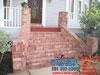 brick porch power washing Cypress Texas