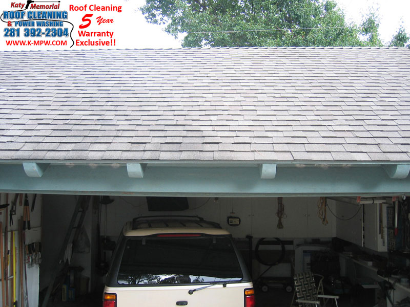 Katy Memorial Roof Cleaning Amp Power Washing Clean